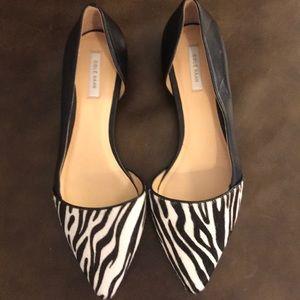 Cole Haan zebra flats (7.5)